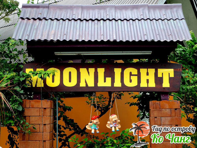 Moonlight resort