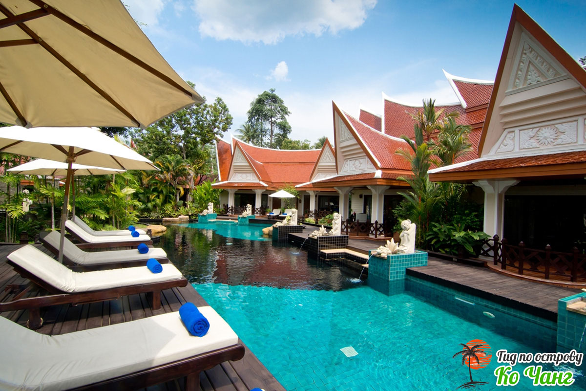 Santhiya Tree resort and Spa